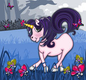 Licorne Images stock