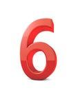 Liczba 6 ilustracji