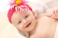 śliczna dziecko dziewczyna Fotografia Royalty Free
