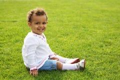 śliczna dziecko dziewczyna Obrazy Stock