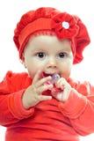 śliczna dziecko dziewczyna Zdjęcia Royalty Free