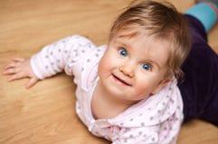 śliczna dziecko dziewczyna Fotografia Stock