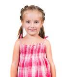 Śliczna mała dziewczynka Obrazy Stock