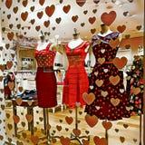 Śliczne suknie w Sydney zdjęcia stock