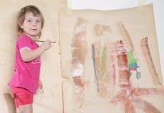 śliczni dziewczyny obrazu potomstwa Obraz Stock