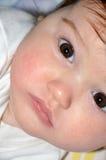 Śliczny dziecka dosypianie Fotografia Stock