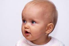 śliczny dziecko portret zdjęcie stock