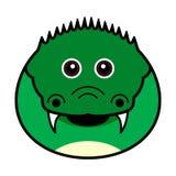 śliczny krokodyla wektor Obrazy Stock