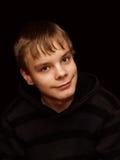śliczny nastolatek Zdjęcia Stock