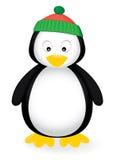 śliczny pingwin Fotografia Stock