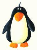 śliczny pingwin Obraz Stock