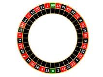 liczy roulett Obrazy Stock