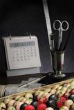 Liczyć zyski od uprawy Fotografia Stock