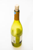The lid of the bottle wine Stock Photos