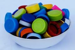 Lid Plastic Bottle Stock Images