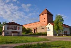 Lida Castle Στοκ Εικόνα
