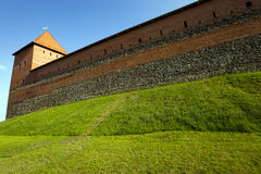 Lida castle , Belarus Stock Photos