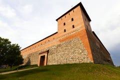 Lida castle, Belarus Stock Image