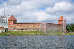 Lida Castle, Belarus Royalty Free Stock Images