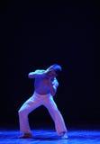 Lidande-Skrik-modern dans Arkivfoto