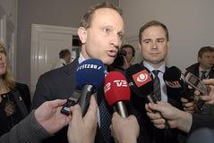 Lidegaard DENMARK_martin & Nicolai Wammen_ Стоковая Фотография RF