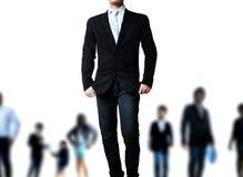 liderów biznesów atrakcyjni ludzie Fotografia Stock