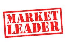 Lider rynku ilustracja wektor