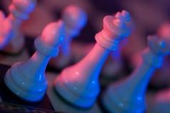 Liderança da xadrez Imagens de Stock