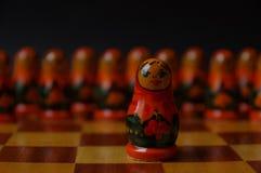A liderança do líder de equipe Foto de Stock