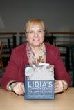 Lidia Bastianich Imágenes de archivo libres de regalías