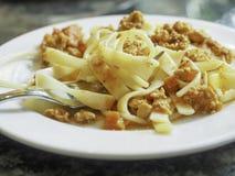 Lidia Bastianich's Simple Tomato Sauce Royalty Free Stock Photos