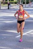 Lidia Rodriguez de l'Espagne image stock