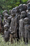 Lidice memorial Stock Photos
