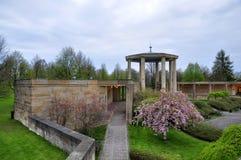 Lidice memorial Royalty Free Stock Image