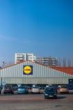 Lidl超级市场 库存照片