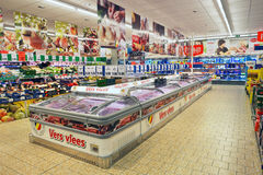 Lidl超级市场 免版税库存照片