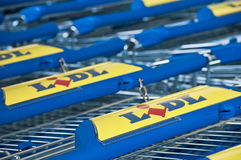 LIDL Stock Photo