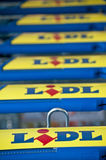 LIDL Royalty Free Stock Image