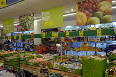 LIDL CHAIN MARKET Royalty Free Stock Images