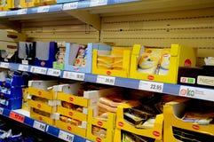 LIDL DISOCUNT sklepu spożywczego łańcuch Zdjęcia Stock