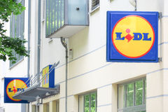 Lidl Stock Images
