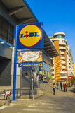Lidl Stock Photography
