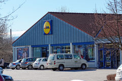Lidl Royalty Free Stock Images