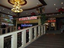 Lido De Paris Hotel, Chinatown, Binondo, Manila Royalty Free Stock Images