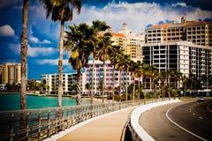 Lido Florida chiave Immagini Stock Libere da Diritti