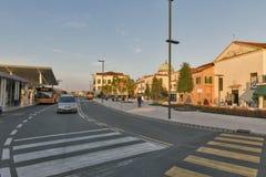 Lido Riviera Σάντα Μαρία Elisabetta, Ιταλία Στοκ εικόνες με δικαίωμα ελεύθερης χρήσης