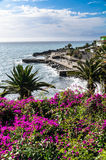 Lido. View from the Lido, Funchal,Madeira,Portugal Stock Photography