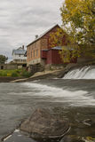 Lidtke Mill Autumn Stock Image
