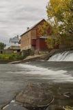 Lidtke Mill Autumn Stock Image