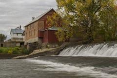 Lidtke Mill Autumn Royalty Free Stock Photo